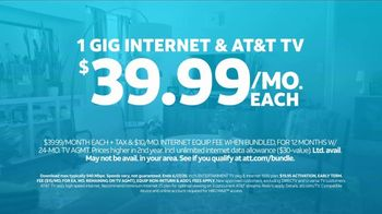 AT&T Fiber TV Spot, 'Working From Home: One Gig Internet: Book Club' - Thumbnail 10