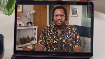 AT&T Fiber TV Spot, 'Working From Home: One Gig Internet: Book Club' - Thumbnail 5