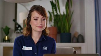 AT&T Fiber TV Spot, 'Working From Home: One Gig Internet: Book Club' - Thumbnail 6