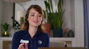 AT&T Fiber TV Spot, 'Working From Home: One Gig Internet: Book Club' - Thumbnail 7
