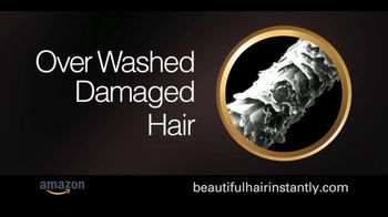 Ambiance Dry Shampoo TV Spot, 'From Oily to Beautiful' - Thumbnail 2