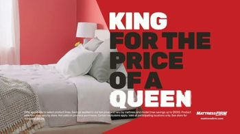 Mattress Firm Memorial Day Sale TV Spot, 'Extended: Save Up to $500' - Thumbnail 3