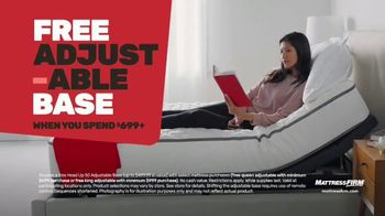 Mattress Firm Memorial Day Sale TV Spot, 'Extended: Save Up to $500' - Thumbnail 5