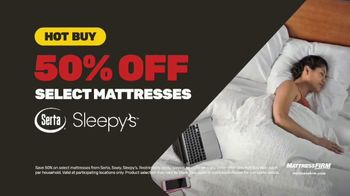 Mattress Firm Memorial Day Sale TV Spot, 'Extended: Save Up to $500' - Thumbnail 7