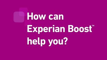 Experian Boost TV Spot, 'Not Just a Commercial' - Thumbnail 1