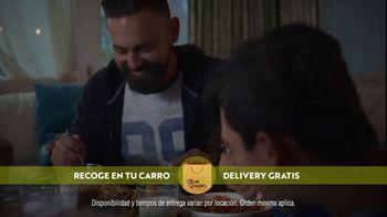 Olive Garden Buy One Take One ToGo TV Spot, 'La noche en casa: Delivery gratis' [Spanish] - Thumbnail 9