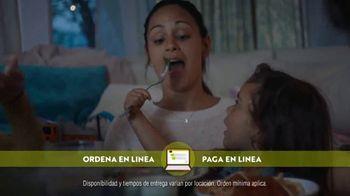 Olive Garden Buy One Take One ToGo TV Spot, 'La noche en casa: Delivery gratis' [Spanish] - Thumbnail 6