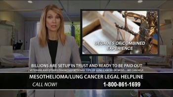 Fears Nachawati TV Spot, 'Mesothelioma Helpline' - Thumbnail 9