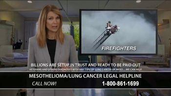 Fears Nachawati TV Spot, 'Mesothelioma Helpline' - Thumbnail 5