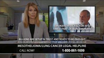 Fears Nachawati TV Spot, 'Mesothelioma Helpline' - Thumbnail 8