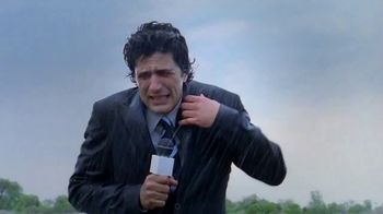 WeatherBug TV Spot, 'Weatherman' - Thumbnail 1