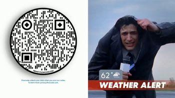 WeatherBug TV Spot, 'Weatherman' - Thumbnail 4