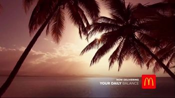 McDonald's TV Spot, 'Your Daily Balance: Beach' - Thumbnail 2