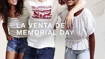Macy's Venta de Memorial Day TV Spot, 'Estilos de verano y sostenes' [Spanish] - Thumbnail 1