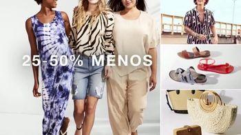 Macy's Venta de Memorial Day TV Spot, 'Estilos de verano y sostenes' [Spanish] - Thumbnail 4