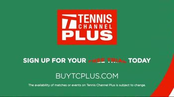Tennis Channel Plus TV Spot, '60 Days Free' - Thumbnail 9