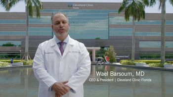 Cleveland Clinic Florida TV Spot, 'Safety Comes First' - Thumbnail 3