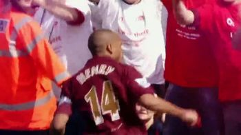 Premier League TV Spot, 'Icon: Thierry Henry' - Thumbnail 6