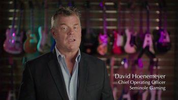 Hard Rock Hotels & Casinos TV Spot, 'Salute to Frontline Workers'