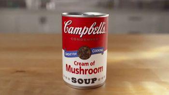 Campbell's Soup Cream of Mushroom TV Spot, 'Creamy Cream of Mushroom' - Thumbnail 2