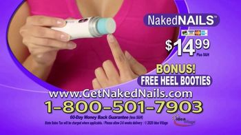 Naked Nails TV Spot, 'Brings the Salon to You: Free Heel Booties' - Thumbnail 9