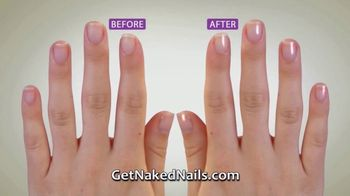 Naked Nails TV Spot, 'Brings the Salon to You: Free Heel Booties' - Thumbnail 5