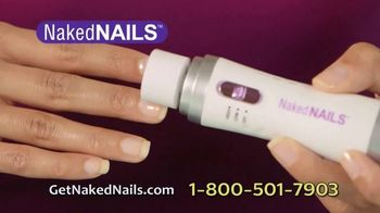 Naked Nails TV Spot, 'Brings the Salon to You: Free Heel Booties' - Thumbnail 6