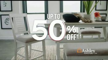 Ashley HomeStore Memorial Day Sale TV Spot, 'Extended: Up to 50% Off' - Thumbnail 2