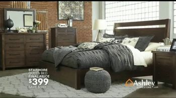 Ashley HomeStore Memorial Day Sale TV Spot, 'Extended: Up to 50% Off' - Thumbnail 6