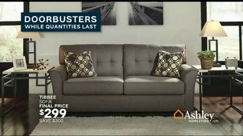 Ashley HomeStore Memorial Day Sale TV Spot, 'Extended: Up to 50% Off' - Thumbnail 7