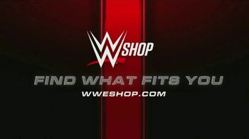 WWE Shop TV Spot, 'Energize Your Style: 30 Percent Off Orders & 20 Percent Off Championship Titles' Song by Easy McCoy - Thumbnail 6