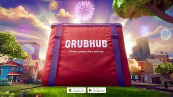 Grubhub TV Spot, 'Reward Yourself With Tacos' Song by Fatboy Slim - Thumbnail 8