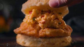 Bojangles' Big Bo Box TV Spot, 'Pimento Cheese' - Thumbnail 4