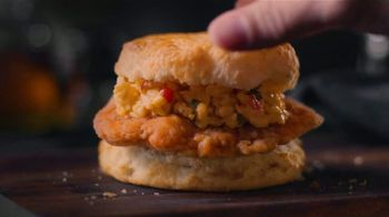 Bojangles' Big Bo Box TV Spot, 'Pimento Cheese'