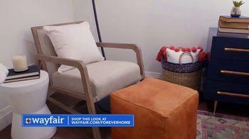 Wayfair TV Spot, 'HGTV: Property Brothers Forever Home Reveal: Neutral Bathroom' - Thumbnail 9