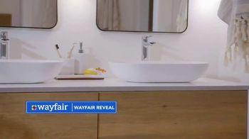 Wayfair TV Spot, 'HGTV: Property Brothers Forever Home Reveal: Neutral Bathroom' - Thumbnail 1