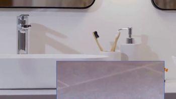 Wayfair TV Spot, 'HGTV: Property Brothers Forever Home Reveal: Neutral Bathroom' - Thumbnail 3