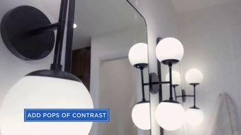 Wayfair TV Spot, 'HGTV: Property Brothers Forever Home Reveal: Neutral Bathroom' - Thumbnail 5