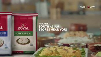 Authentic Royal Sona Masoori TV Spot, 'Best Meals, Best Ingredients' - Thumbnail 10