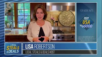 Local Steals & Deals TV Spot, 'Supporting Small Businesses' Featuring Lisa Robertson