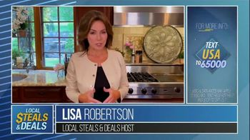 Local Steals & Deals TV Spot, 'Supporting Small Businesses' Featuring Lisa Robertson - Thumbnail 4