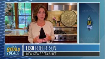 Local Steals & Deals TV Spot, 'Supporting Small Businesses' Featuring Lisa Robertson - Thumbnail 6