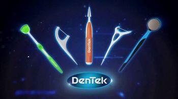 DenTek Oral Care TV Spot, 'Beyond Brushing and Flossing' - Thumbnail 3