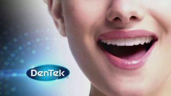 DenTek Oral Care TV Spot, 'Beyond Brushing and Flossing'