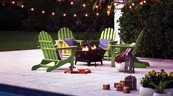 Wayfair TV Spot, 'HGTV: Vacation-Worthy Backyard' - Thumbnail 5