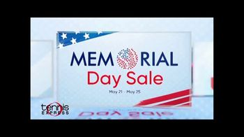 Tennis Express Memorial Day Sale TV Spot, 'Extra 20 Percent Off' - Thumbnail 2