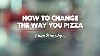Papa Murphy's Cheeseburger Pizza TV Spot, 'Chow Down' - Thumbnail 1