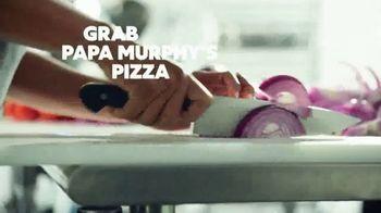Papa Murphy's Cheeseburger Pizza TV Spot, 'Chow Down' - Thumbnail 4