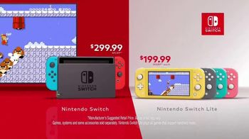 Nintendo Switch TV Spot, 'Family Game Time' - Thumbnail 10