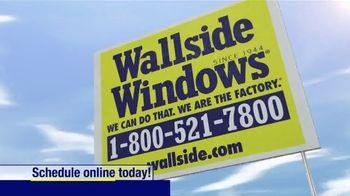 Wallside Windows TV Spot, 'It's Time: Half Off Every Window' - Thumbnail 9